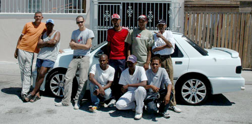 Gangster project de Teboho Edkins